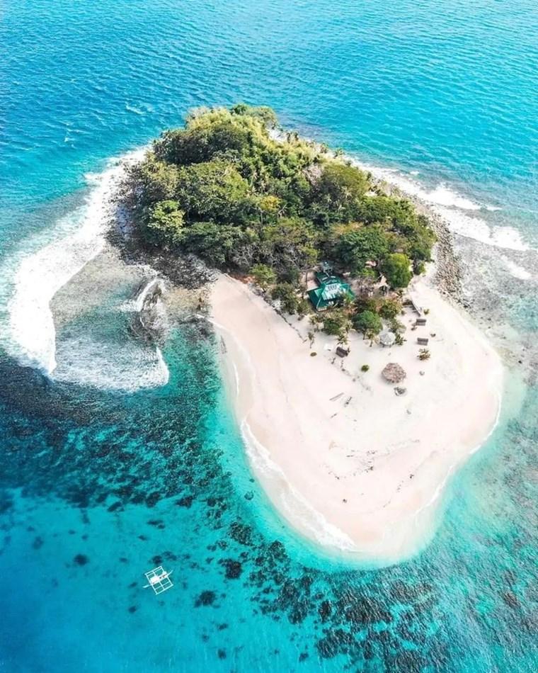 Ένα dream island στις Φιλιππίνες ενοικιάζεται για €24