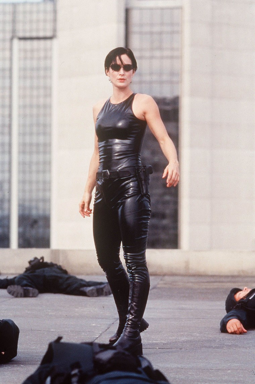 Matrix Carrie Ann Moss