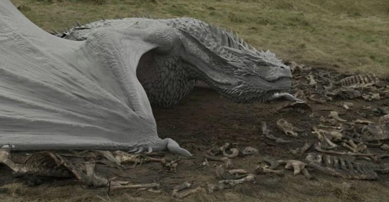 Δράκοι Game of Thrones 9