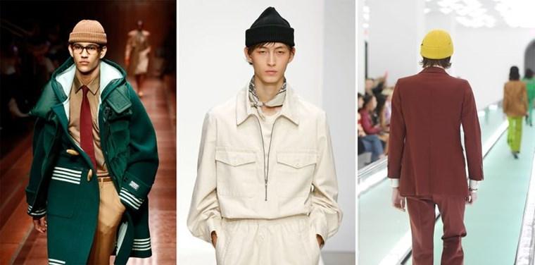 Ο σκούφος είναι (και) haute couture