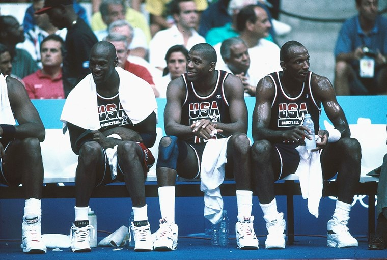 DREAM TEAM 1992 3