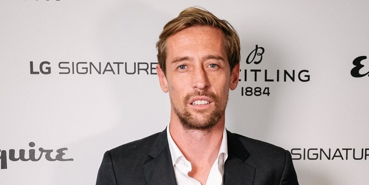 O Peter Crouch και όλα όσα του έμαθε η ζωή