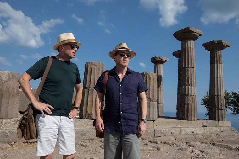 """""""Ταξίδι στην Ελλάδα"""": Η βρετανική ταινία-ύμνος για τη χώρα μας"""