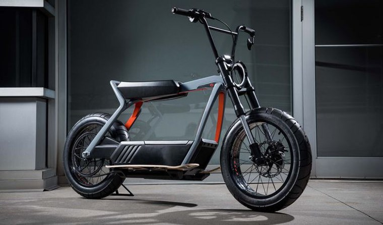 Harley Davidson ηλεκτρικό scooter