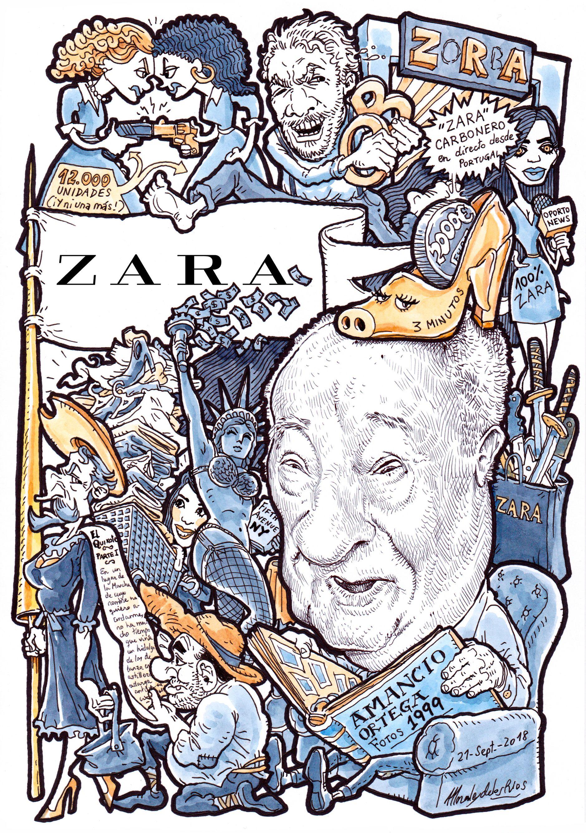10 πράγματα που δεν γνώριζες για τα Zara