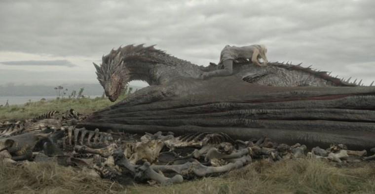 Δράκοι Game of Thrones 14