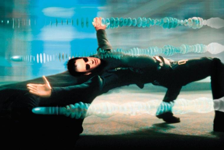 Keanu Reeves Matrix 7