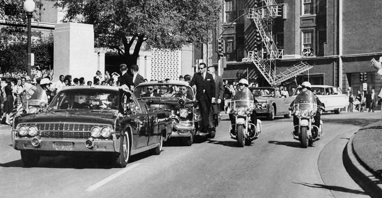57 χρόνια από τη δολοφονία του J. F. Kennedy