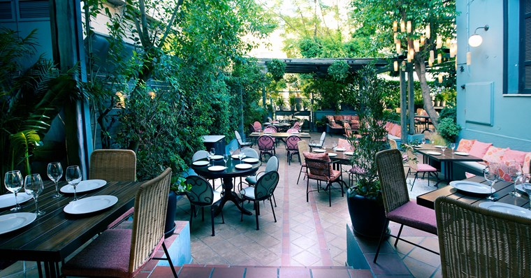 The Albion: Κάνει restart σε έναν από τους πιο δροσερούς κήπους της πόλης
