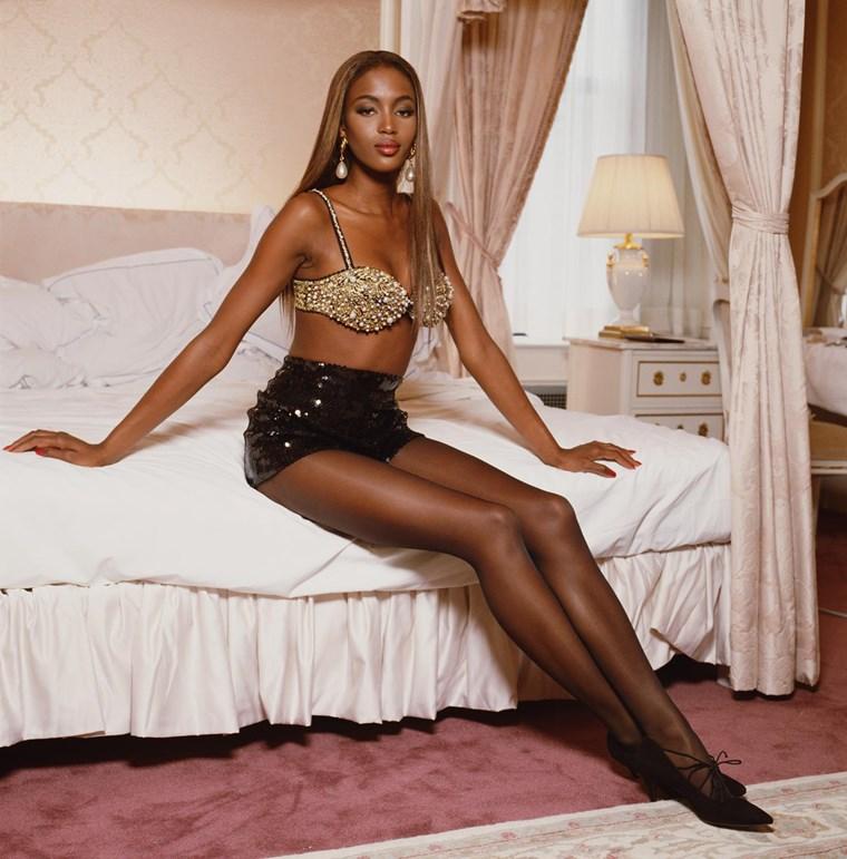 Naomi Campbell, η μαύρη γαζέλα