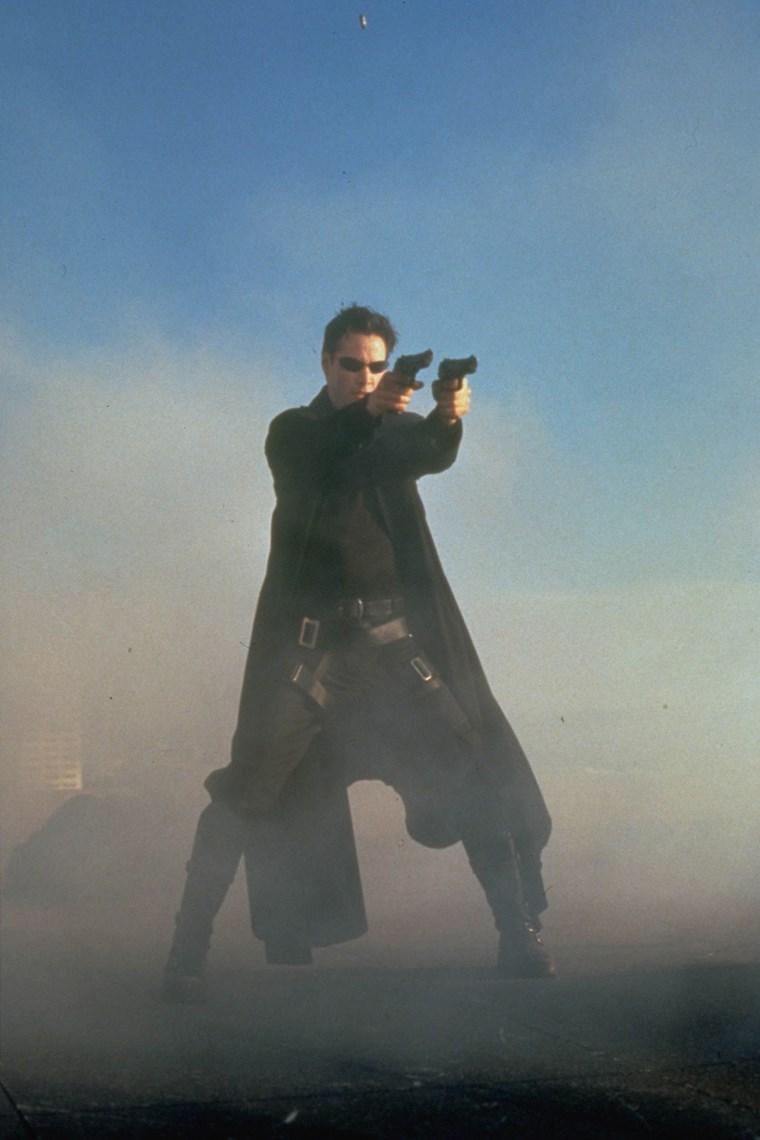 Keanu Reeves Matrix 3