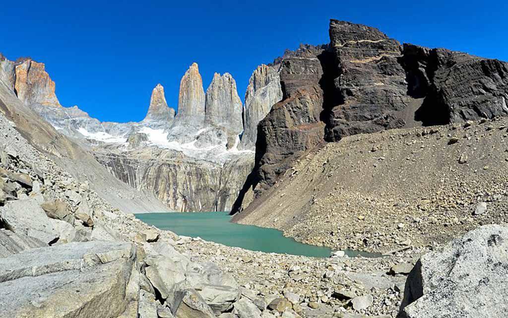 Στις άγριες στέπες, στις παγωμένες λίμνες και στα καταπράσινα λιβάδια της Χιλής