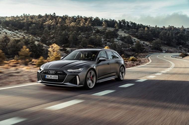 Audi RS Avant 6