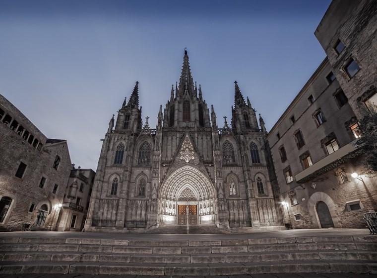 Βαρκελώνη καθεδρικός 4