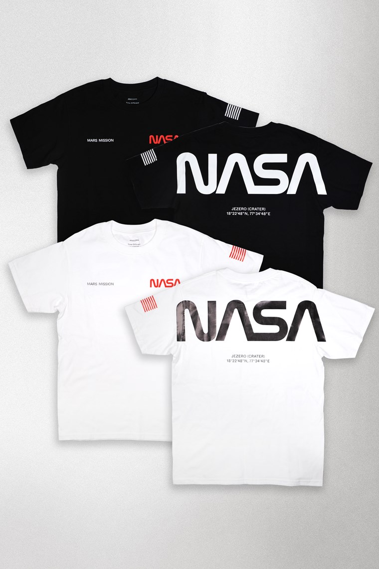 NASA Mars 2020 mission collection
