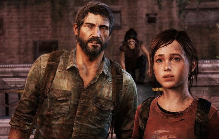The Last of Us PlayStation Sony 555