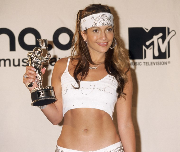 Jennifer Lopez MTV