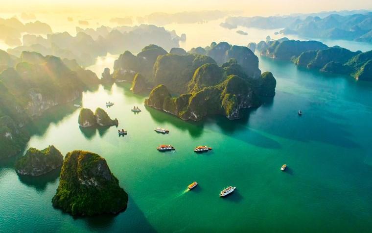 Ha Long Bay (Βιετνάμ)