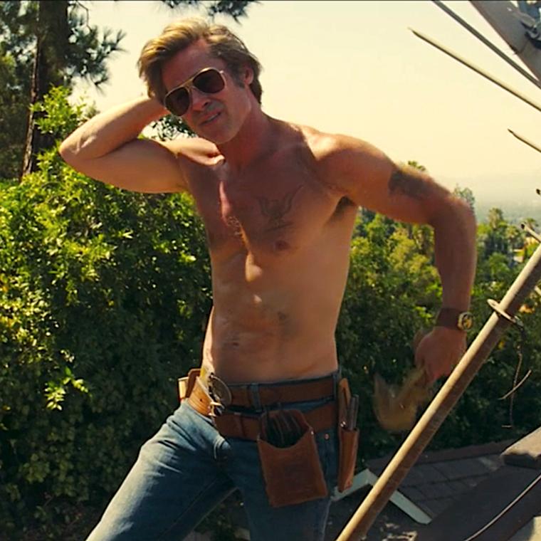 H προπόνηση που έκανε φέτες τον Brad Pitt