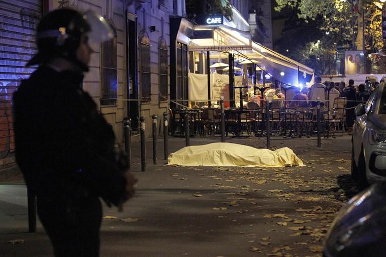 13 Νοεμβρίου 2015: Όταν ο τρόμος επισκέφθηκε το Παρίσι