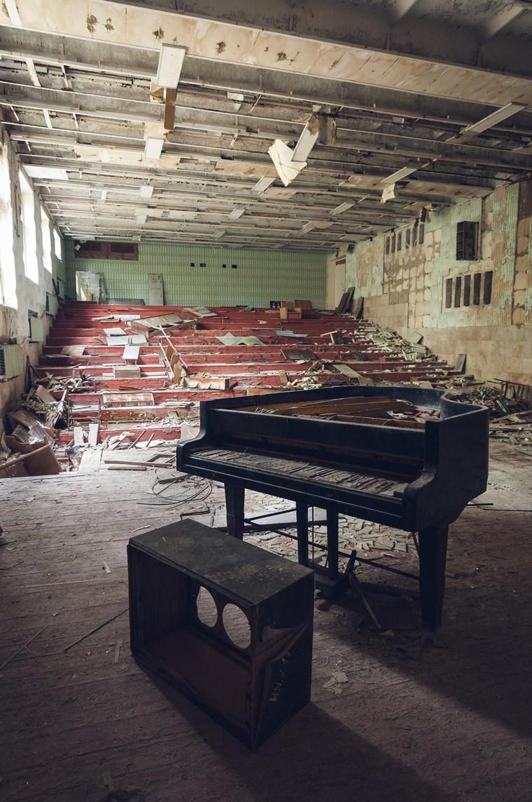 Τσέρνομπιλ πιάνο 5