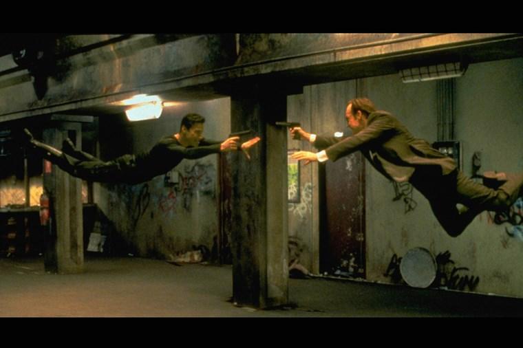 Matrix Neo Mr. Smith