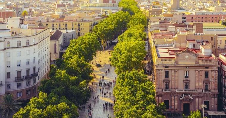 Οδηγός για φθηνές διακοπές στη Βαρκελώνη