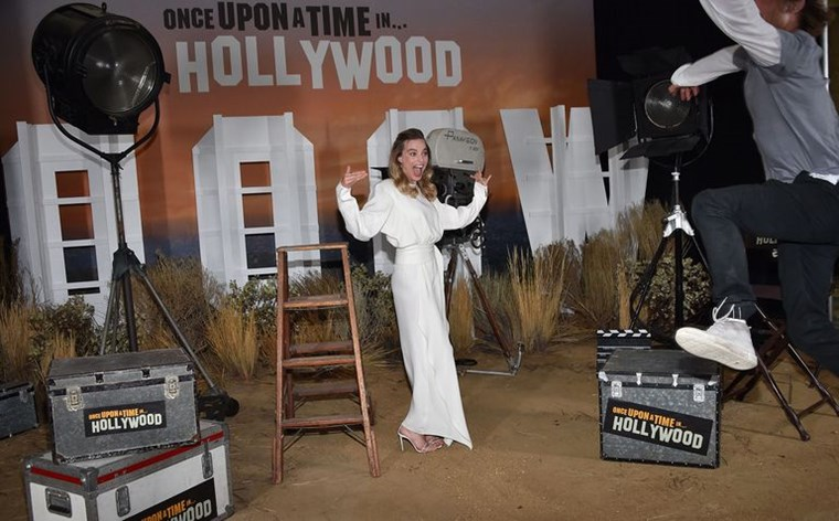 ΜΠΡΑΝΤ ΠΙΤ ONCE UPON A TIME IN HOLLYWOOD