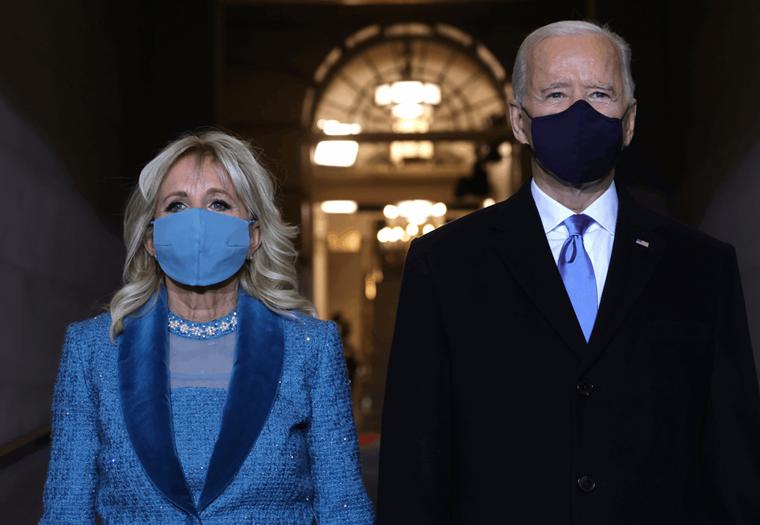 Ορκωμοσία Joe Biden: Οι φωτογραφίες