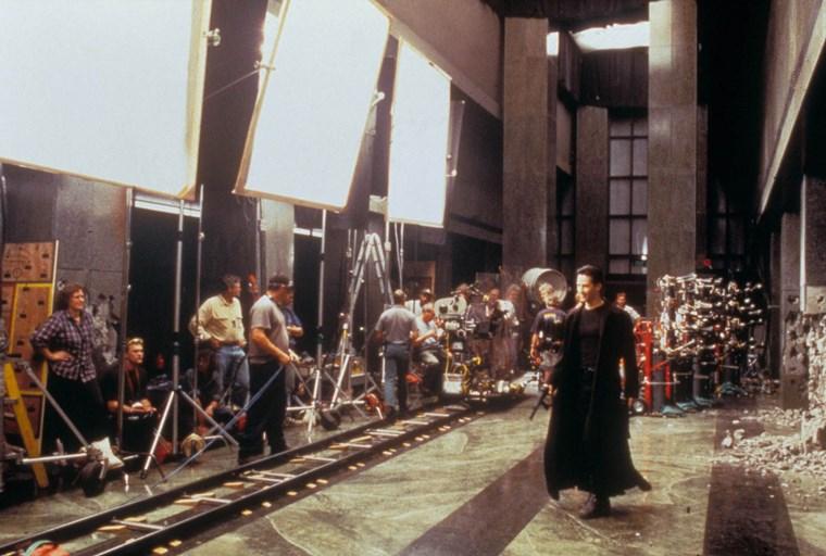 22 χρόνια The Matrix, 25 behind the scenes φωτογραφίες