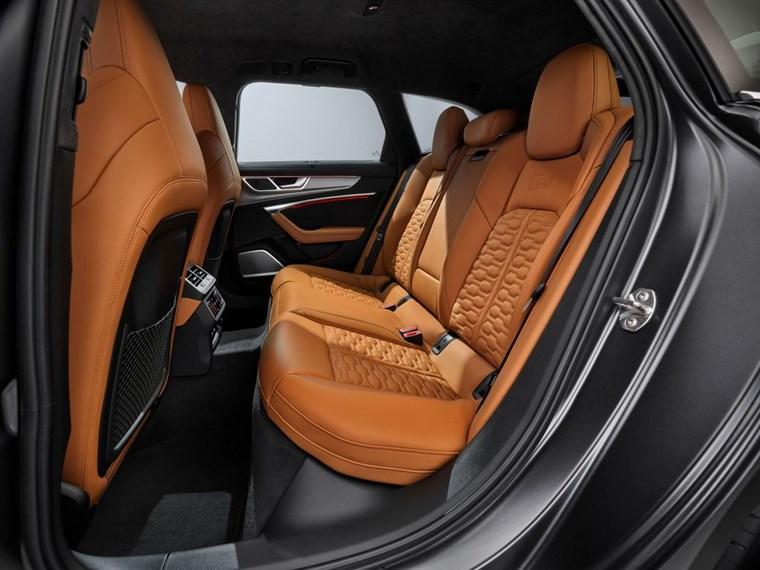 Audi καθίσματα