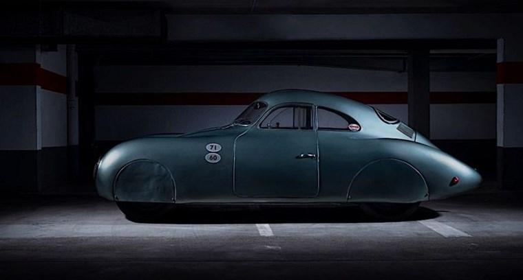 Type 64, η πρώτη Porsche της ιστορίας βγαίνει σε δημοπρασία