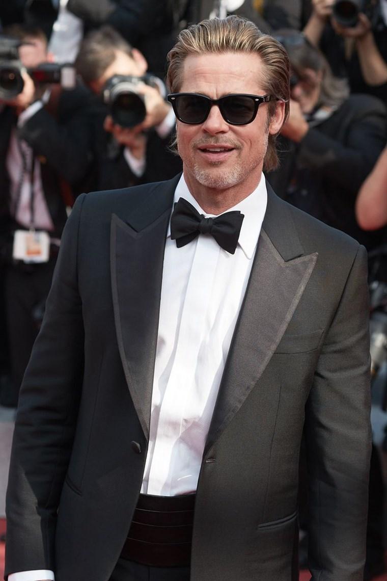 Τα cool & classic γυαλιά ηλίου των Leonardo DiCaprio και Brad Pitt