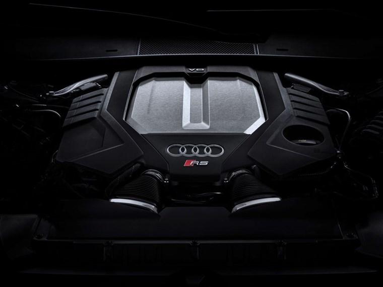 κινητήρας Audi RS Avant