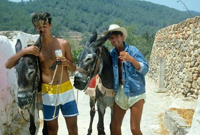 Στυλ 70 ελληνικό καλοκαίρι