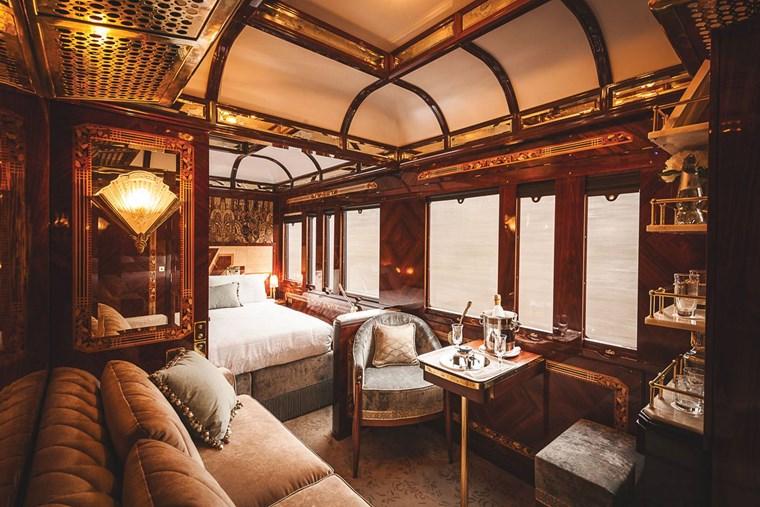 Τα πιο πολυτελή ταξίδια με τρένο του πλανήτη