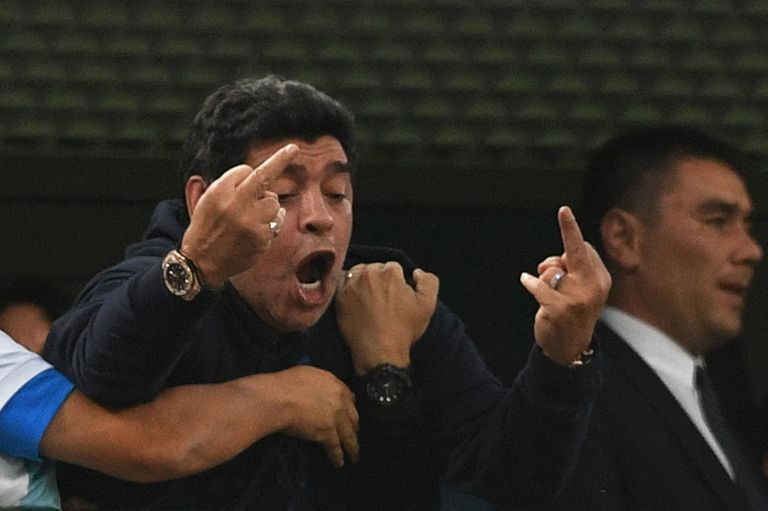Γιατί η FIFA πληρώνει €11.500 την ημέρα τον Maradona στο Μουντιάλ
