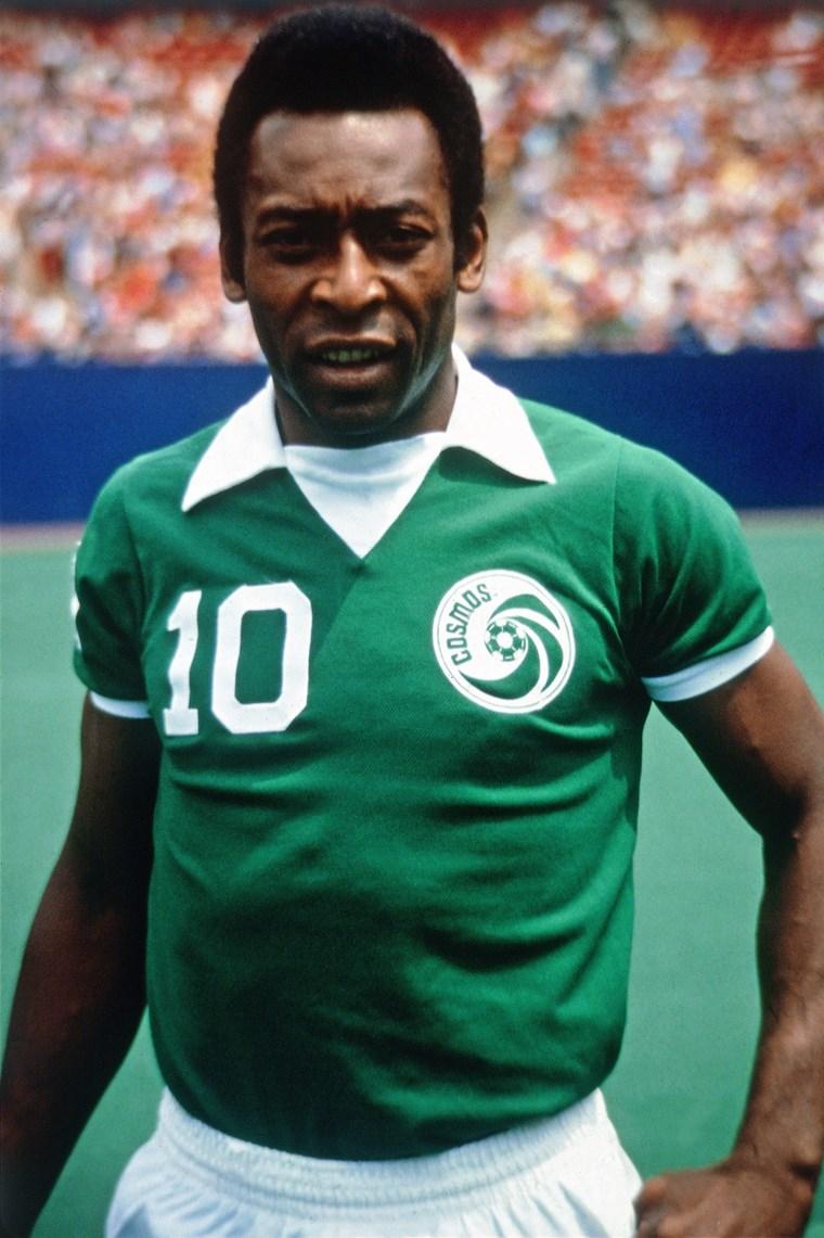 Το 1000ό γκολ του Pelé