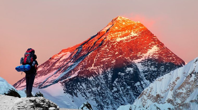 Έβερεστ (Κίνα/Νεπάλ)