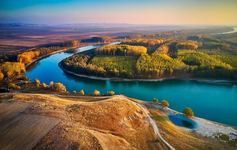 Δέλτα του Δούναβη (Ρουμανία)