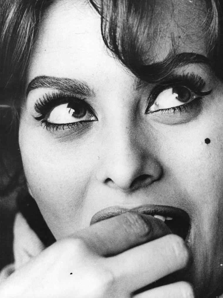 Η ανεπανάληπτη γοητεία της Sophia Loren