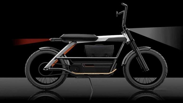 Harley Davidson ηλεκτρικό σκούτερ