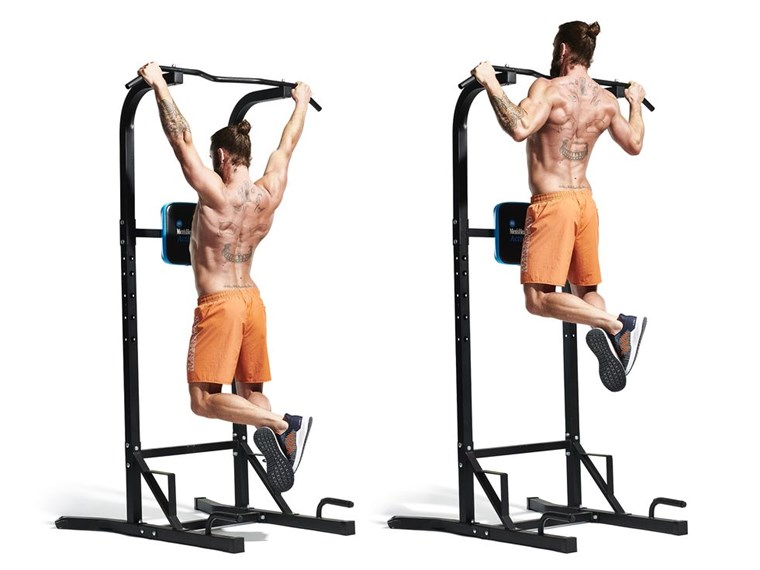 Ένα 20λεπτο CrossFit WOD για γρήγορη καύση θερμίδων