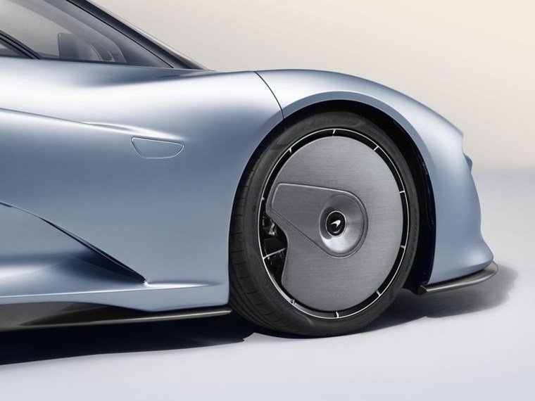 Mclaren Speedtail 2