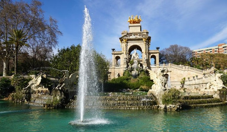 Βαρκελώνη πάρκο