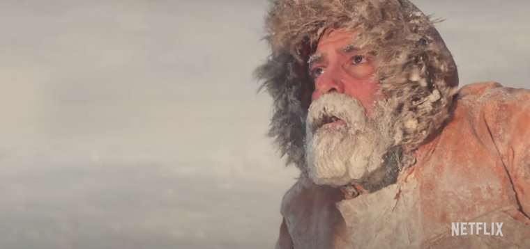 Πρώτο trailer για το The Midnight Sky με τον George Clooney