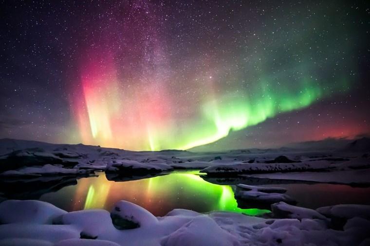 Βόρειο Σέλας (Ισλανδία)