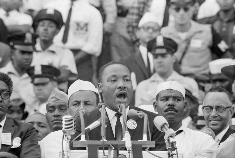 Μάρτιν Λούθερ Κινγκ ομιλία 4