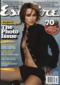 Keira Knightley, a woman we love