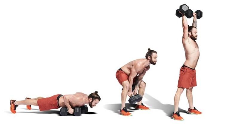 Επιτάχυνε τον μεταβολισμό σου σε 3 κινήσεις